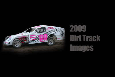 2009 Dirt Track Images