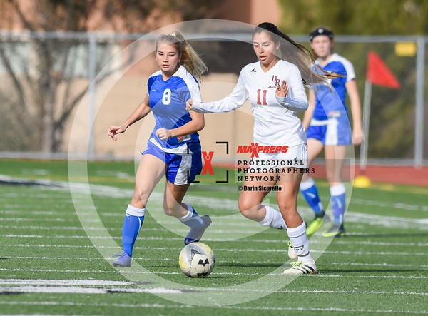 Girls Soccer 2017  Fountain Hills vs Desert Ridge