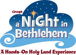 """""""A Walk Through Bethlehem"""" Northside Baptist Church 2009"""