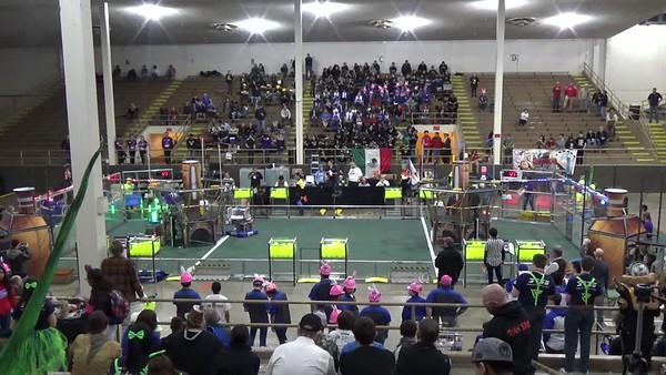 Hub City Regional 2017 - Match Videos