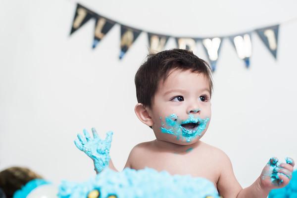 Cake Smash | Landyn