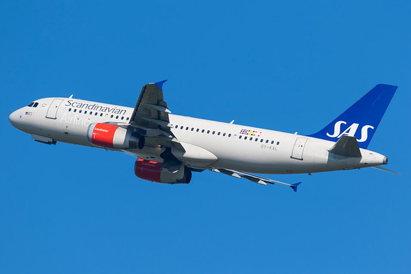 OY-KAL - Airbus A320-232