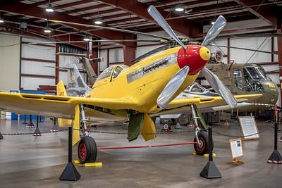 North American P-51D Anson Johnson's Racer