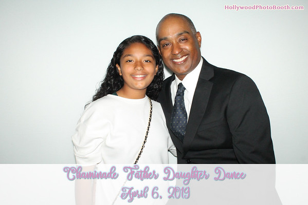 Chaminade Father Daughter Dance 4-6-2019