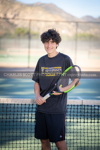 El Capitan Boys Tennis 2021