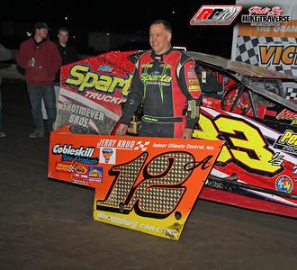 Orange County Fair Speedway - 4/3/21 - Mike Traverse