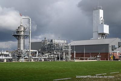 Indusstrie Stikstoffabriek Zuidbroek
