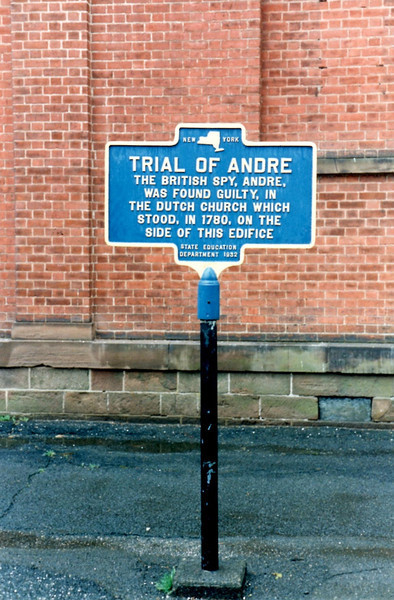 Trial and Execution of Major Andre