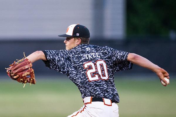 NDHS Baseball vs West Forsyth