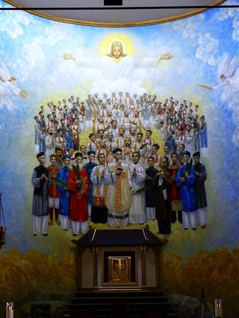 Vietnamese Martyrs' Shrine