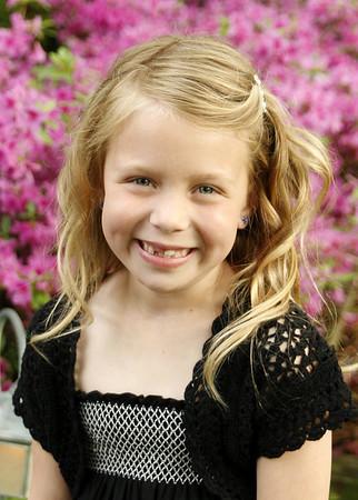 Allison's 1st Grade Spring Concert 2010