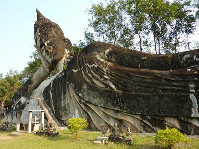 Xieng Khuan (Buddha Park)