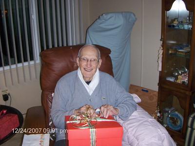 Christmas Eve @ my house 2007