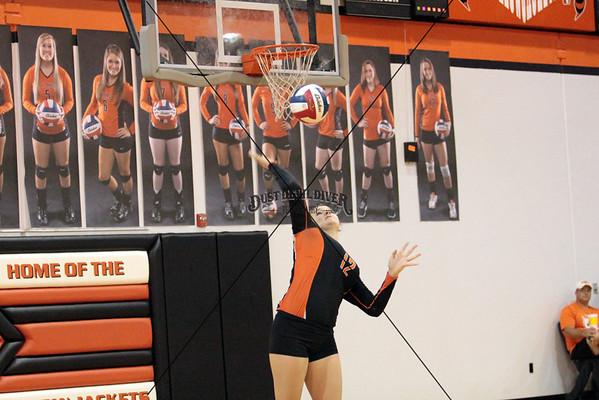 Varsity Volleyball vs Burnet