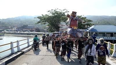 Poso & Tentena Sulawesi Tengah.