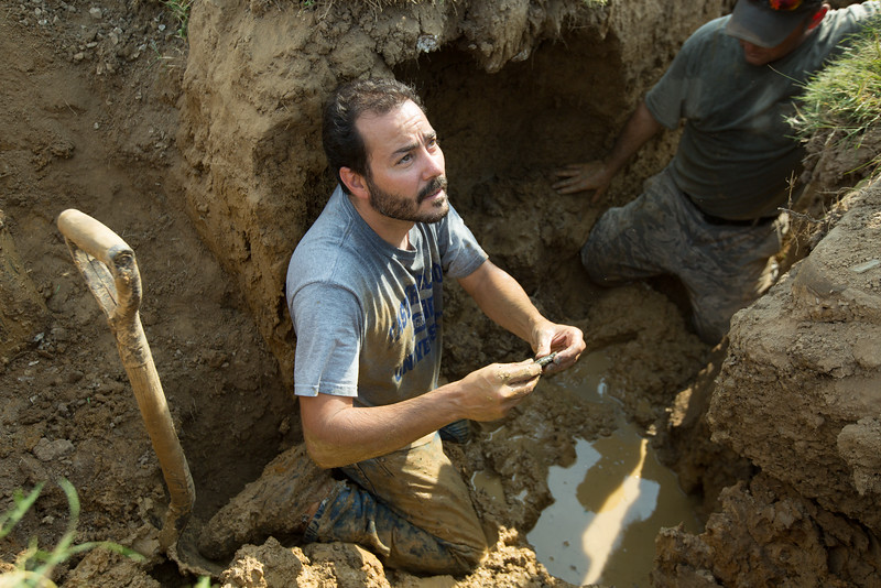 Herrin Massacre Excavation