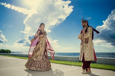 Aditi weds Deven
