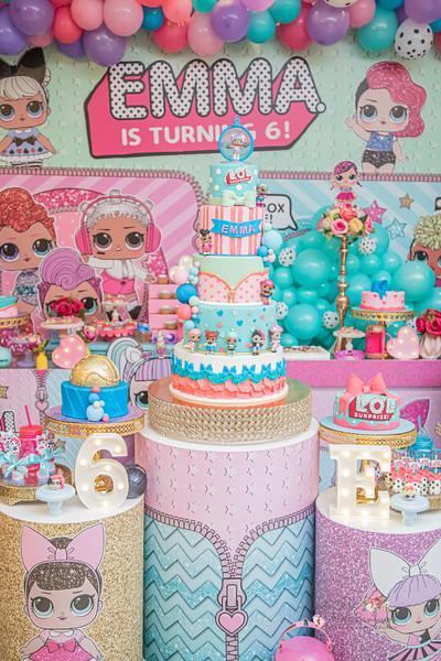 4. Cumpleaños Infantiles 2020