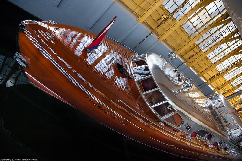 Thunderbird Yacht
