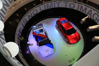 BMW Museum - Munich, Germany