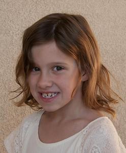 Olivia's baptism Feb 2013