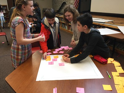 6th Grade Design Thinking (1/16/19)