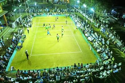 Golden Jubilee Volleyball Tournament