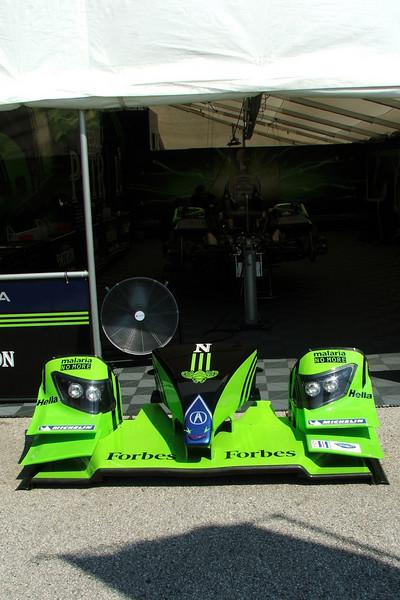 P1 Patrón Highcroft Racing Acura ARX-02