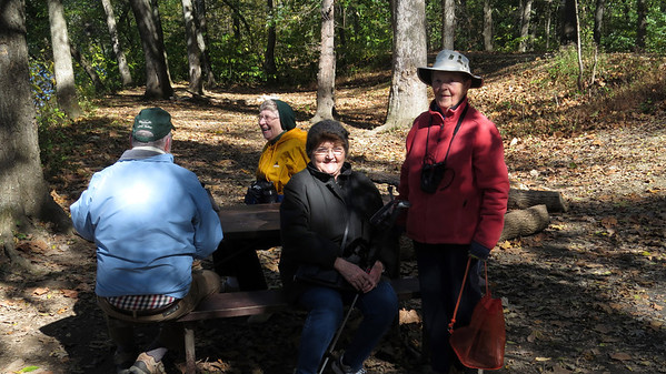 C&O Canal Assn Annual Heritage Hike & Dinner  10/26/2013