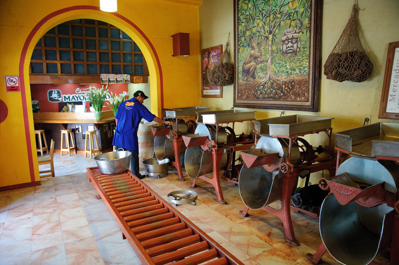 Chocolate Mills