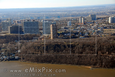 Fort Lee, NJ 07024 - AERIAL Photos & Views