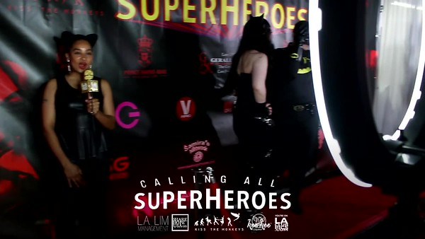 VIDEOS: Kiss The Monkeys Calling All Superheroes Red Carpet Interviews