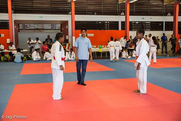 Tournoi de Matoury de Judo