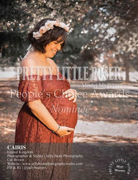 Cairis maternity pretty little poser mag.jpg