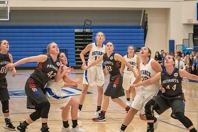 DHS Girls Basketball