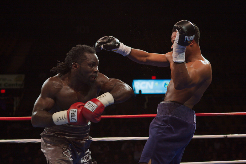 Valcourt Building Services Fight Night 2010-11-06