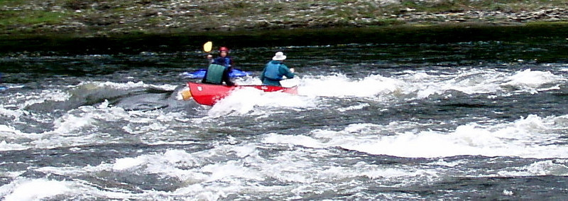 Conn. River - Hanover, NH to Putney, VT