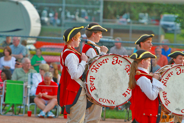 Fife and Drum Musters
