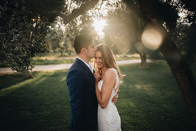 Alison & Vicenzo - Styled wedding shoot