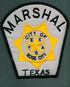 ROSE CITY MARSHAL