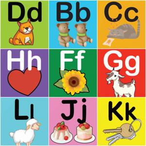 Preschool ABC Poster