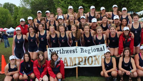 Junior Regionals Exp girls 2011