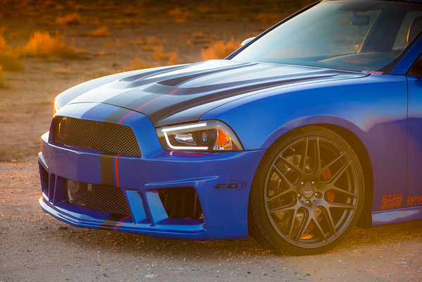 Plumfloored: Project Undercover Dodge Charger
