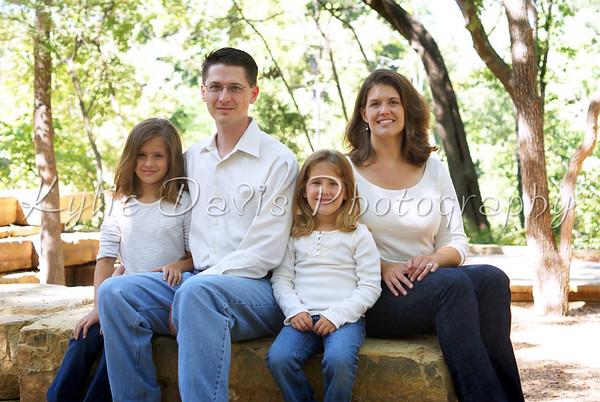 Carrie King Family