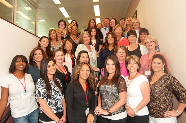 ALIC Office Admin School 8/12
