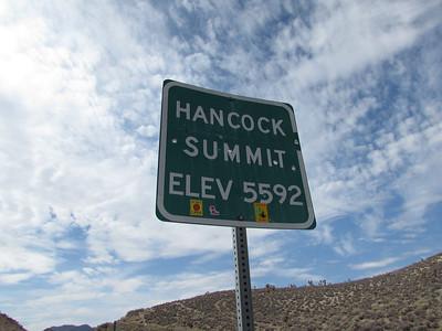 NV- Hancock Summit
