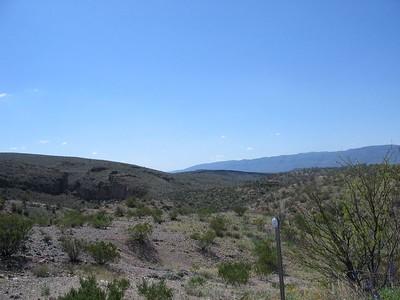 Big Bend, TX Hill Country on Jurgen's PD