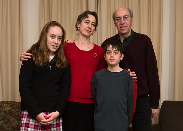 Family Picture, December 2007