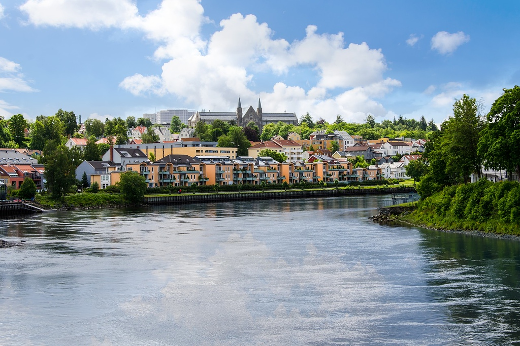 where to stay in Trondheim Norway