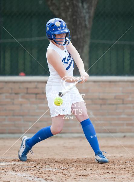 2010-03-23 Softball Varsity Lamar @ Episcopal